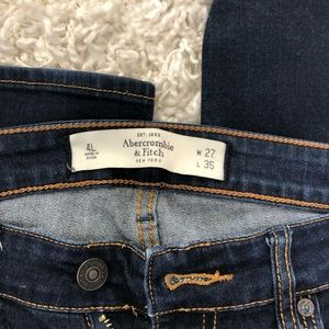Abercrombie & Fitch Jeans - Abercrombie Straight Denim